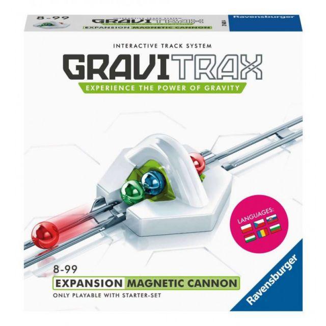 Gravitrax Dodatek Magnetyczny Kanon