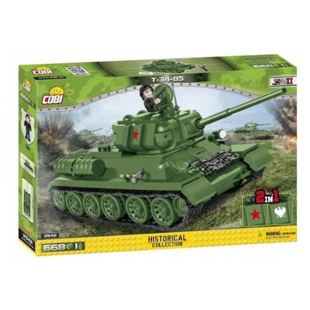 T-34/85 668 elementów